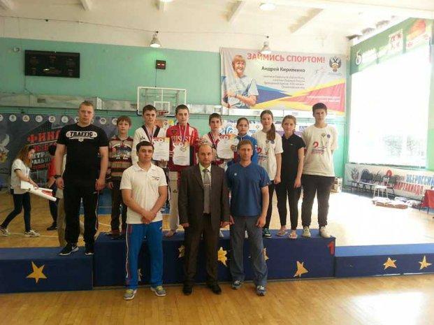 Читатели «Рязанского спорта» назвали лучших спортсменов июня